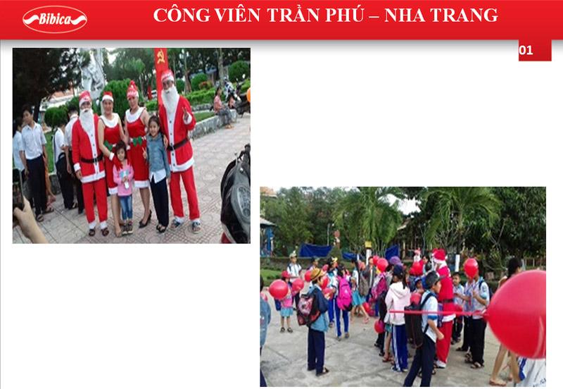 Công viên Trần Phú - Nha Trang