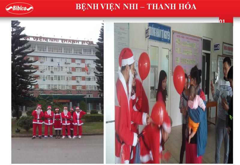 Bệnh viện Nhi - Thanh Hoá