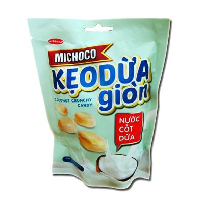 Kẹo Michoco Dừa giòn nước cốt dừa 100 gam