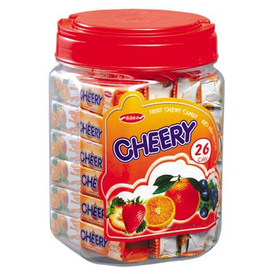 Kẹo  cứng Cheery Cam hũ 780 gam