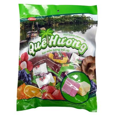 Kẹo mềm Quê hương hỗn hợp túi 350 gam