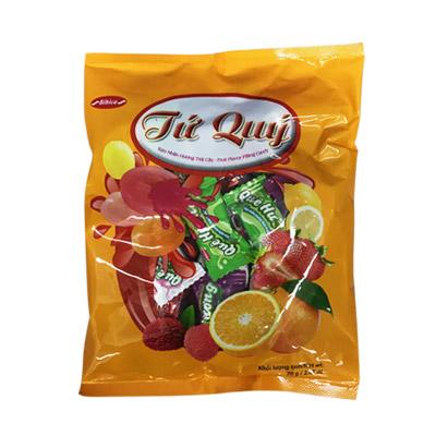 Kẹo hương Trái cây nhân Tứ Quý 70 gam