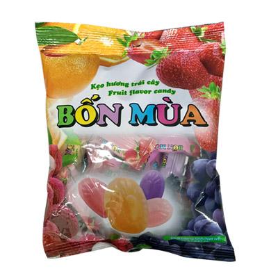 Kẹo hương Trái cây Bốn Mùa 70 gam