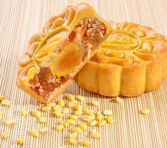 Bánh nướng Dinh dưỡng Thập Cẩm Lạp xưởng 1 trứng