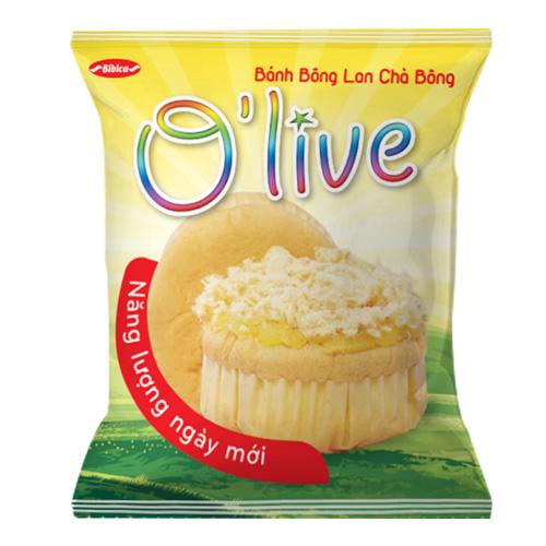 Bánh Bông Lan Chà Bông OLIVE 40 gam