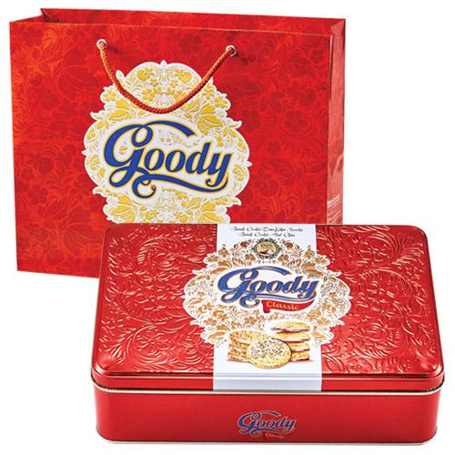Bánh hỗp hợp Goody Classic 400 gam