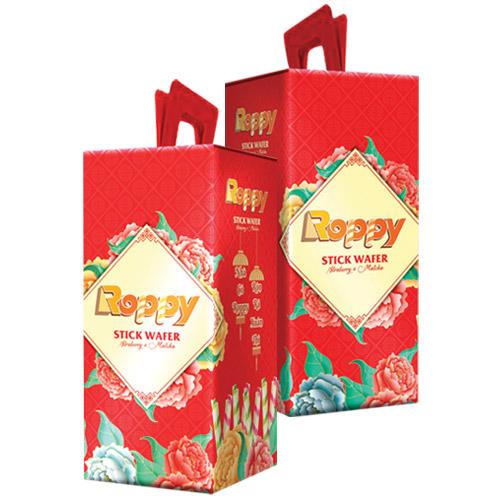 Bánh hỗn hợp hộp giấy Roppy 220 gam