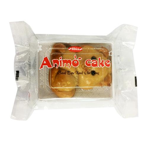 Bánh Animo Đậu xanh - Chà bông 70 gam